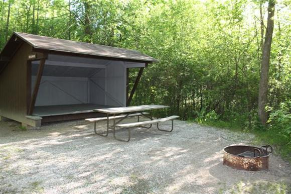 Vermont State Parks Camping