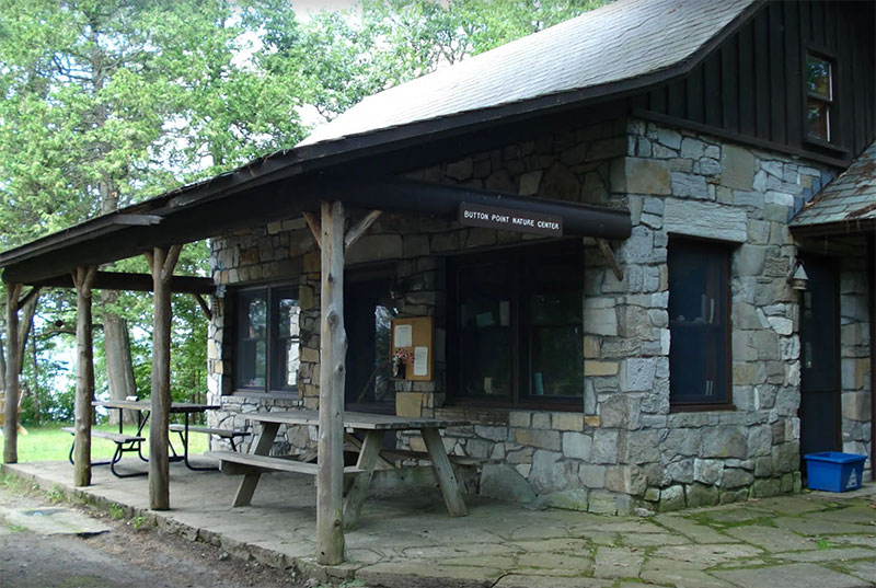 The Button Bay Nature Center