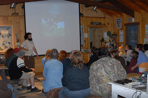 Nature programs at the Groton Nature Center
