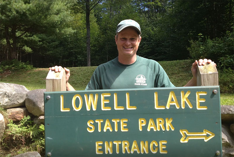 Welcome to Lowell Lake!