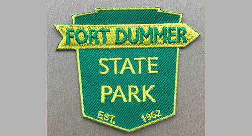 Fort Dummer State Park patch