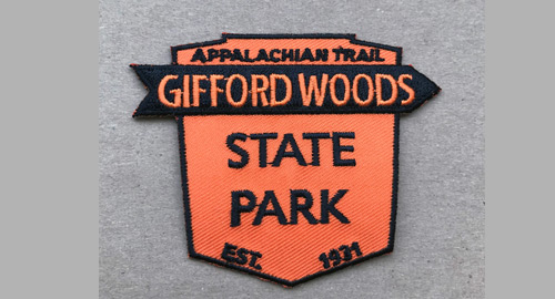 Gifford Woods State Park patch