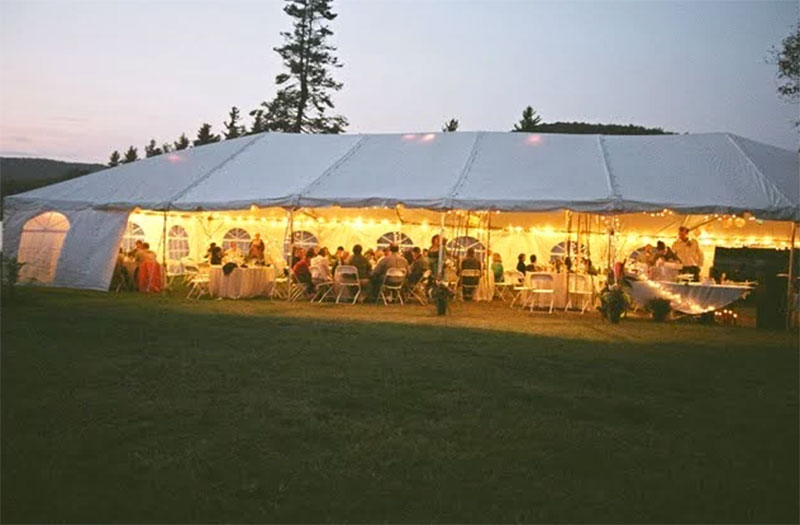 Seyon Lodge is a beautiful and idyllic spot for a country wedding