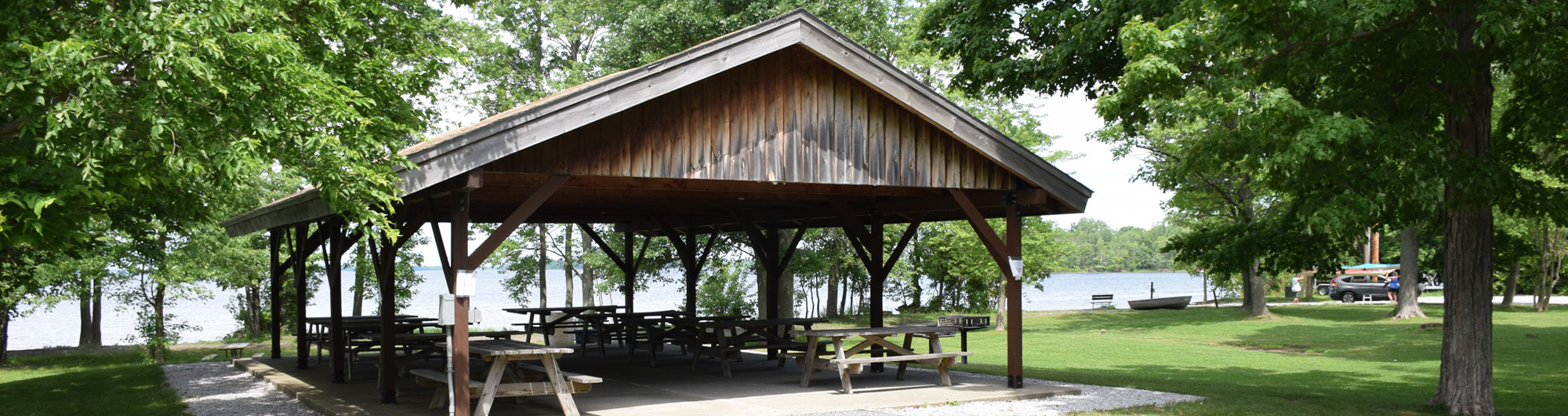 Vermont State Parks - Kamp Kill Kare